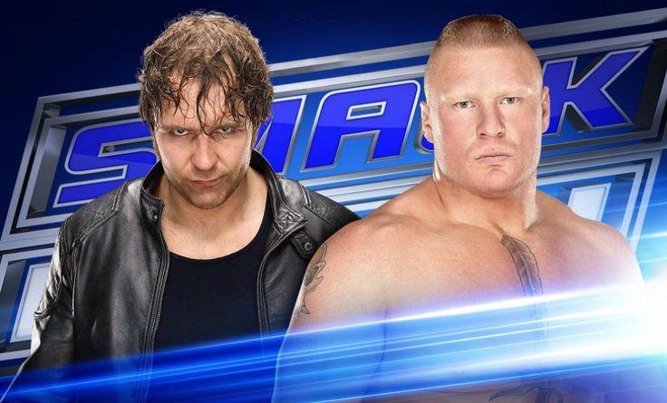 WWE News: 'Thursday Night SmackDown' Spoiler-Free Preview [Brock Lesnar &…