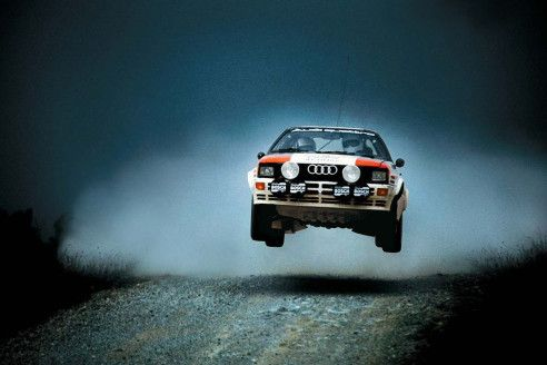 Audi Quattro  http://www.autoankauf-muenchen.com/how-the-audi-quattro-changed-history.html
