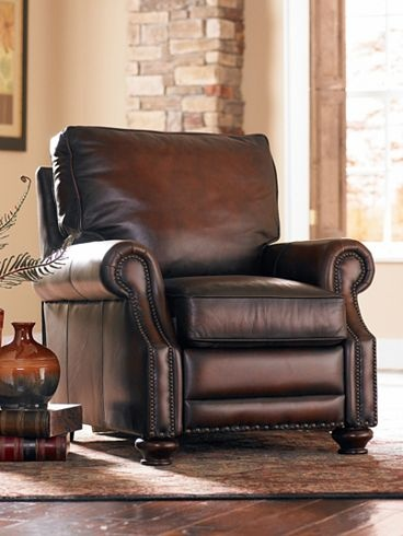 17 best images about brown chair on pinterest chairs leather and vintage leather for Living room furniture havertys