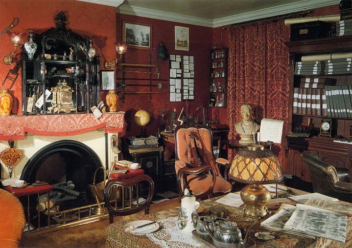 Sherlock 39 s apartment 2 bedroom ideas pinterest bags - Casa de sherlock holmes ...