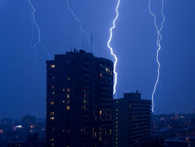 Severe Thunderstorm and Lightning | Recent Photos The Commons 20under20 Galleries World Map App Garden ...
