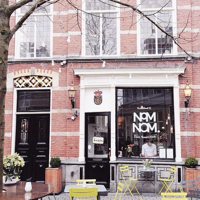 Den Bosch, Nom Nom borrelbar, lunch en shared dining Postelstraat 79