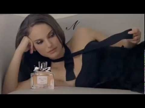 The charming Natalie Portman is a muse in love for the Miss Dior perfume, a fresh, sharp scent for an idyllic stroll through Paris.