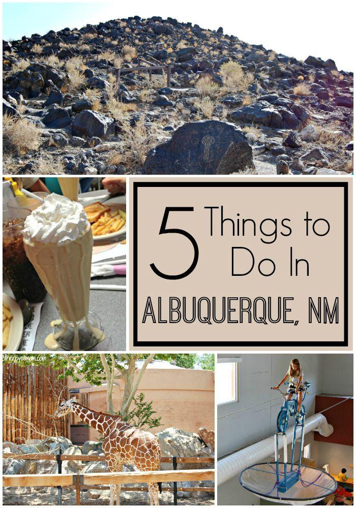 5 Fun Things to Do In Albuquerque, New Mexico!