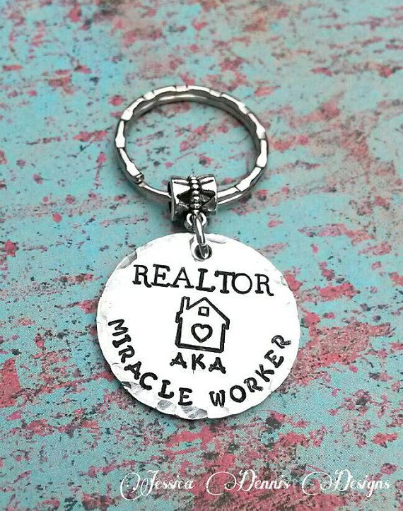 Realtor Gift  Real Estate Agent Gift  by JessicaDennisDesigns