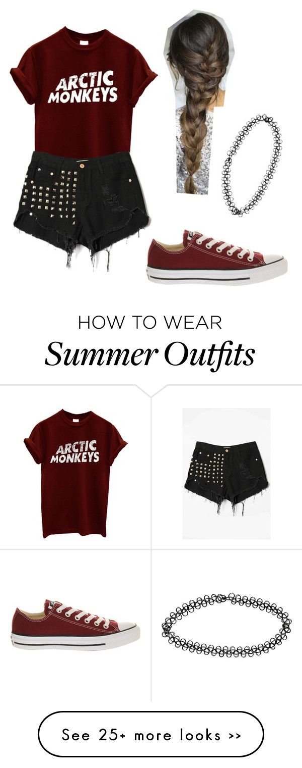 """""""Arctic Monkeys Fan outfit"""" by hannamarie332 on Polyvore"""