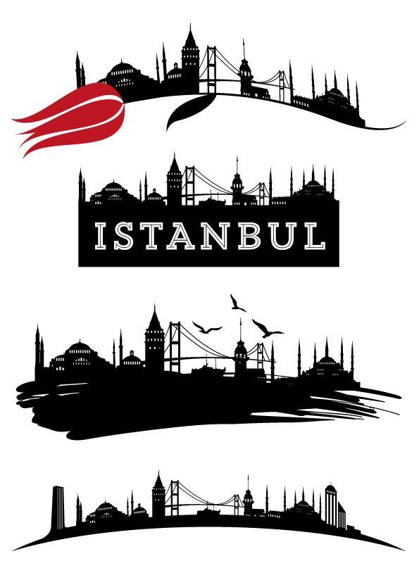 İstanbul silüeti