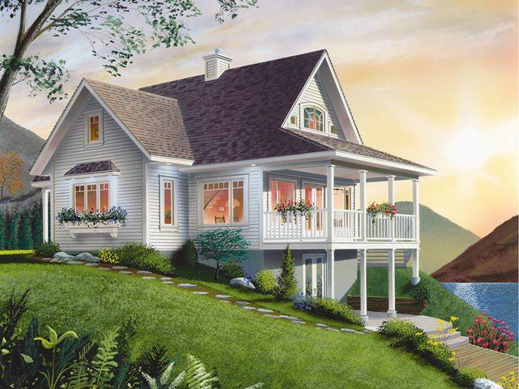 small cottage house plans cozy lake cabin cityhomeconstructions best free home design idea inspiration - Cottage House Plans Canada