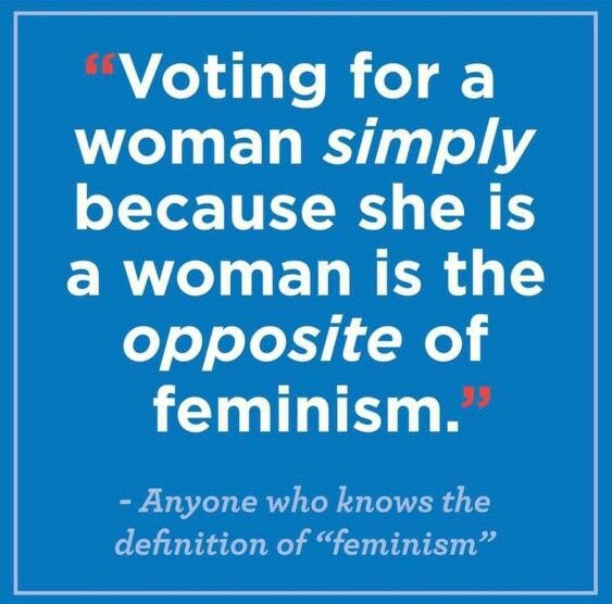 Serious FEMINIST since 1964 here NEVER voting for hillary. SHE IS NOT A FEMINIST. She is not a VICTIM. She needs to apologize to the Clinton Victims, as SHE LIED About these women, deflected their pain/suffering by saying they were part of a conspiracy theory & THEN BLAMED Victims and CALLED THESE WOMEN NAMES. SHE NEEDS TO APOLOGIZE to Bill's Victims. She is such a stellar spin doctor wanting people to feel sorry for poor pitiful hillary.