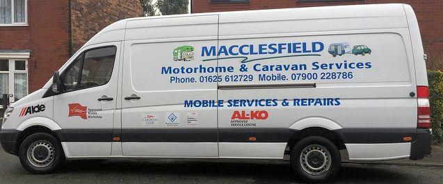 Motor Home and Caravan repairs