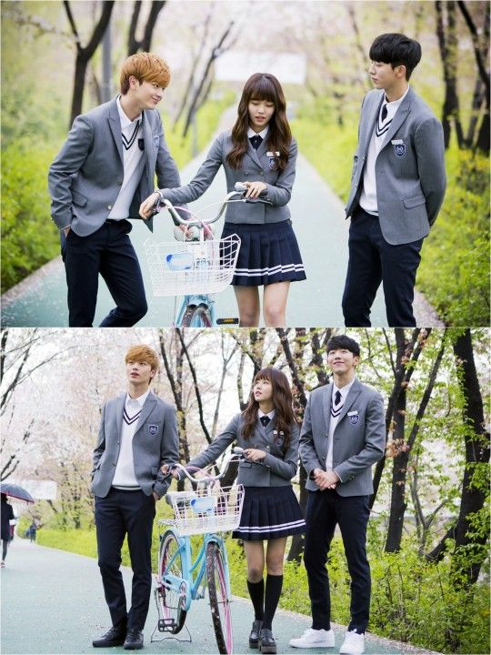 """With just one week until it's premiere, School 2015 has released its first trailer about the struggles of young love and friendship at 18 years old, """"the prettiest age."""""""