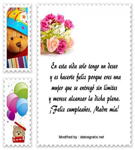 descargar mensajes bonitos de cumpleaños para mi Mamà,mensajes de texto para cumpleaños para mi Mamà: http://www.consejosgratis.es/bellos-mensajes-de-cumpleanos-para-mama/