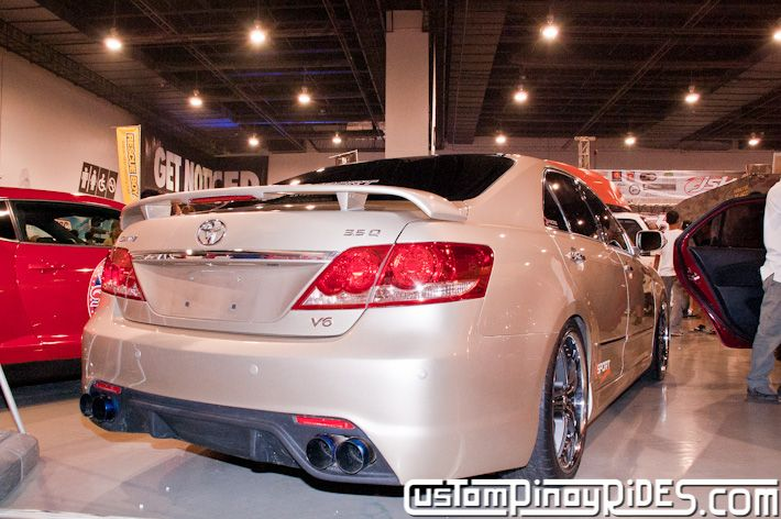Toyota Camry XV40 TRD Aurion Body Kit by Atoy Customs Custom Pinoy Rides pic2