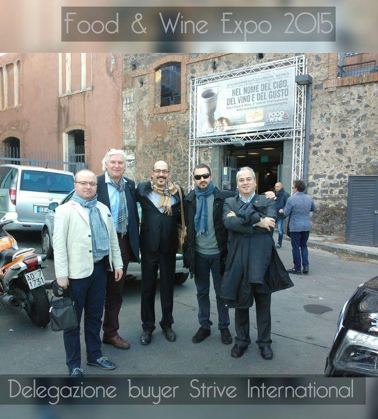 Buyer Strive da Irlanda e Lituania in Sicilia
