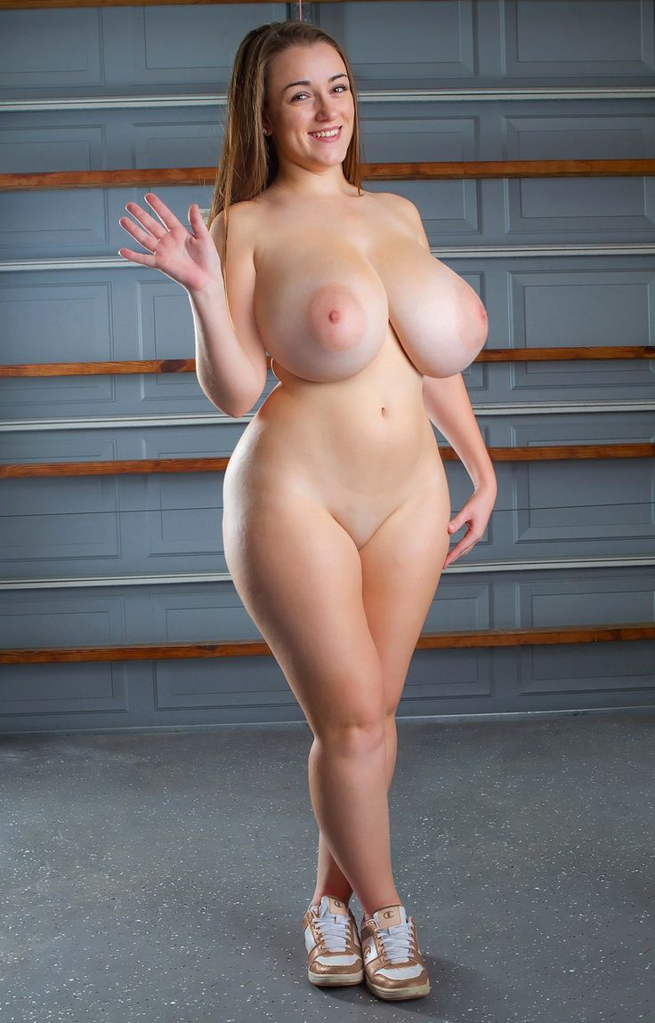 Tiffini Big Butt Blonde Bebe Nude