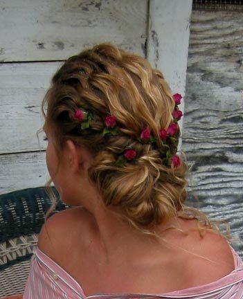 : Hair Ideas, Fantastic Hairestyles, Fantastic Hairstyles, Flowers In Hair, Beautiful Hair, Hair Style, Wedding Hairstyles, Photo, Flower Hair