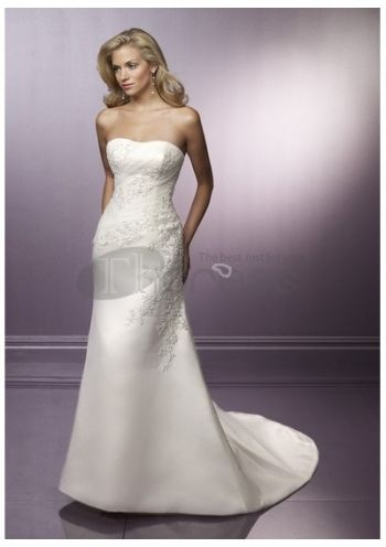Abiti da Sposa in Pizzo-Una linea di abiti da sposa in pizzo tromba di lusso