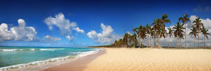 #PuntaCana es una de las #playas más lindas de Latinoamérica. Conócela con #Despegar. #trip #turismo