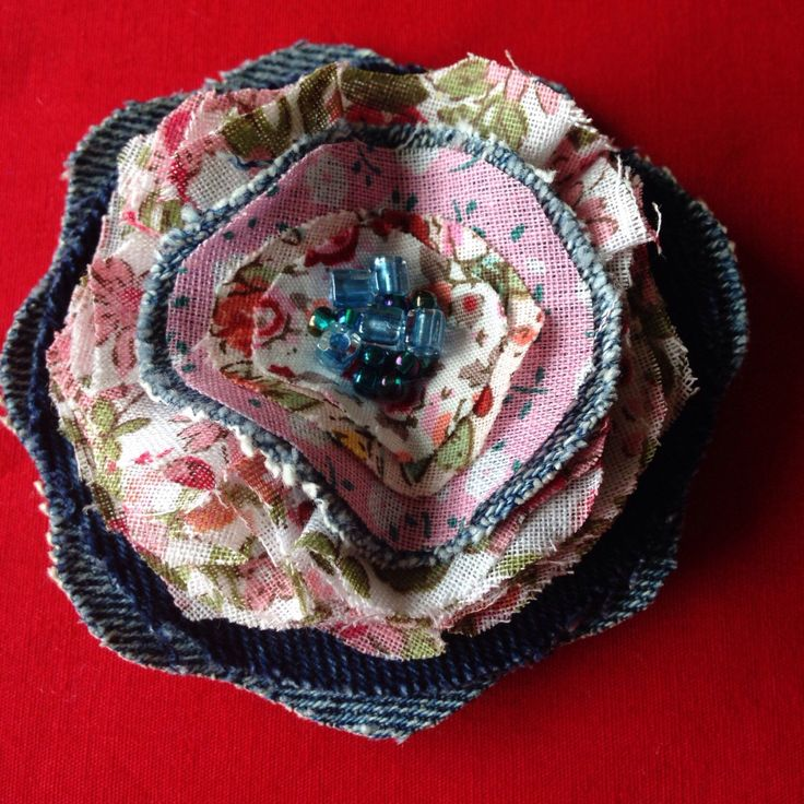 A personal favourite from my Etsy shop https://www.etsy.com/uk/listing/476981151/boho-flower-brooch-vintage-inspired