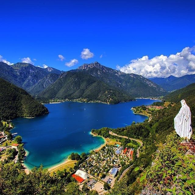 Lake Ledro Italy