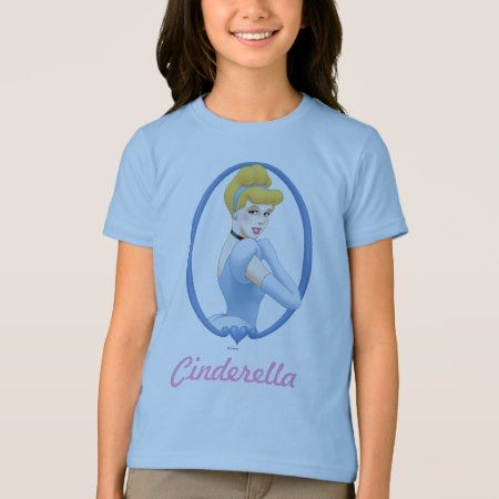 Cinderella in Frame T-Shirt - tap to personalize and get yours