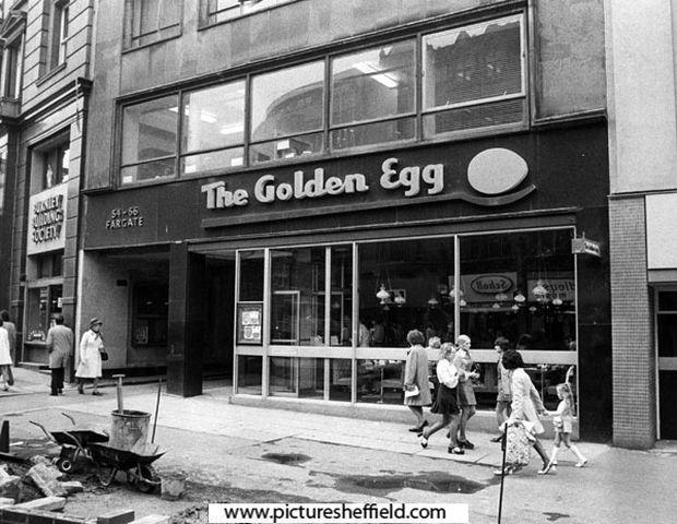Golden Egg Restaurant, Fargate