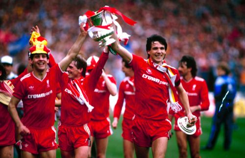 ♠ May 10, 1986 - Liverpool vs Everton at Wembley, the first all-Merseyside FA Cup final. #LFC #History #Legends