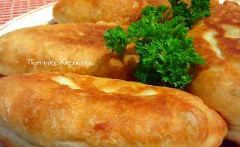Жареные пирожки *Манзари* - Vypechka.Perchinka-kHozyayushka.ru