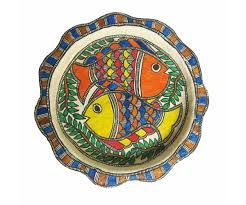 madhubani art fish - Google Search