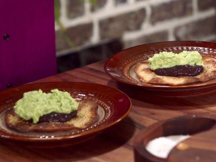Quick Guacamole Recipe : Paula Deen : Food Network - FoodNetwork.com