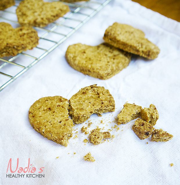 healthy digestive biscuits