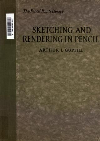 [design] sketching and rendering in pencil