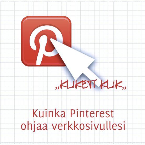 Kuinka Pinterest ohjaa verkkosivullesi