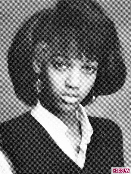 Tyra Banks. little miss attitude