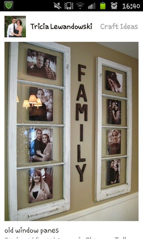 Great idea for the home