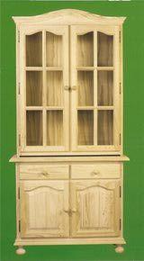 Muebles de madera en crudo. Cómo son, cómo pintarlos o barnizarlos