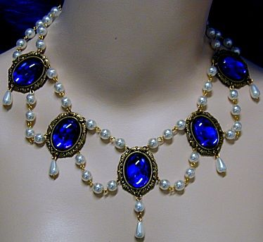 elizabethian jewelry | ... jewelry, antique jewelry and handcrafted Renaissance jewelry have been