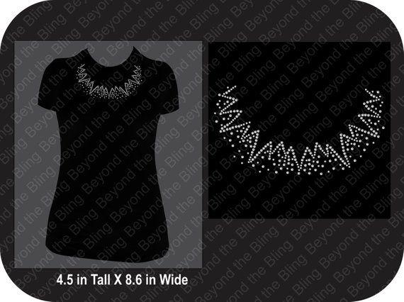 53ef4e1ebb rhinestone download zigzag neckline pattern bling download pattern ...