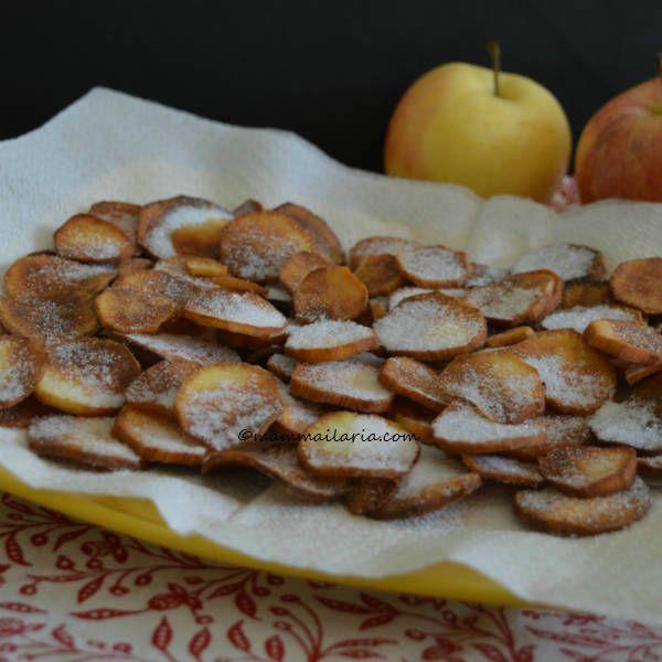 Le patate dolci fritte sono una gustosa merenda preparata dalle mamme salentine amate dai bimbi e dai grandi!