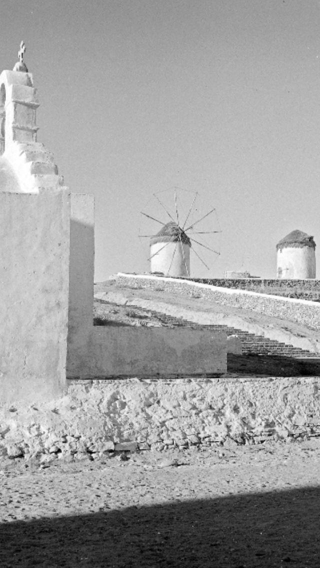 #Μykonos 1950's #Mikonos ,#Grecia #Greece