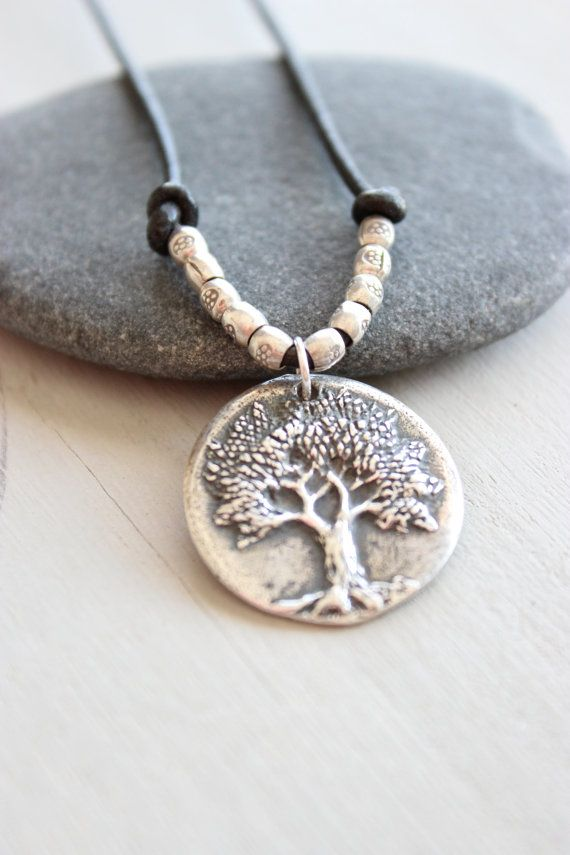 Birthday Sterling Silver Tree Necklace-JUNE-HAWTHORN Presented By Sterling Effectz QnEREiW