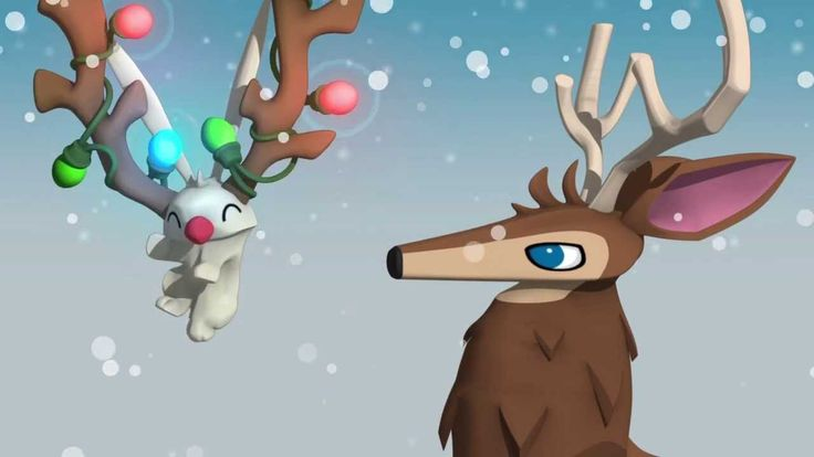 Animal Jam Presents: Oh Deer