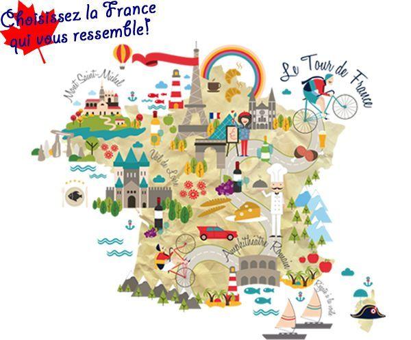 Accord France-Canada sur la mobilité des jeunes - La France au Canada/France in Canada