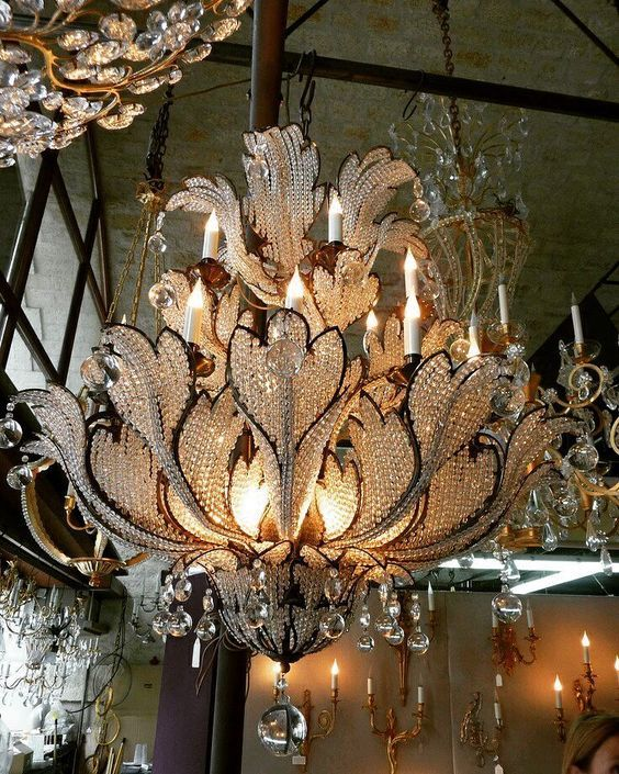 Crystal Chandelier This Lighting Trend