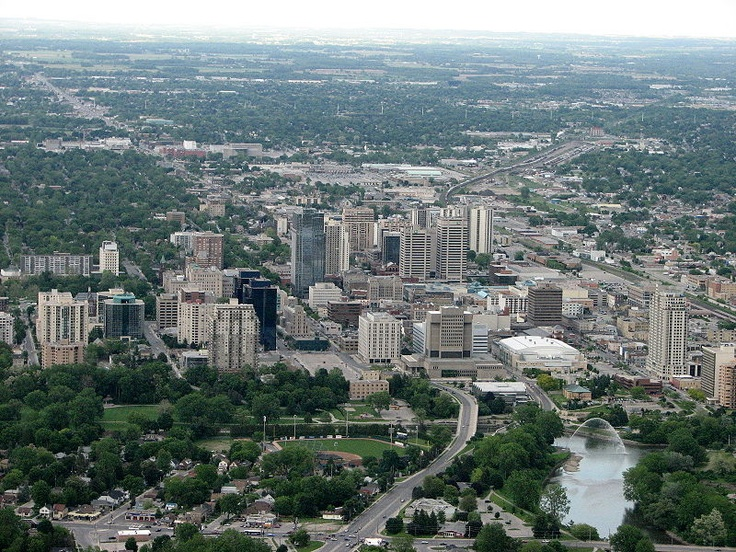 London Ontario Canada a great city, full of activities and arts; great hospitals and just a great place to live.