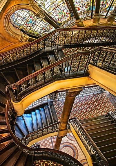 Beauty: Stairs, Queen Victoria, Staircases, Queens, Victoria Building, Architecture, Place, Sydney
