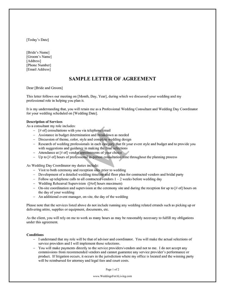 Termination Contract Services Service Letter Sample Notice