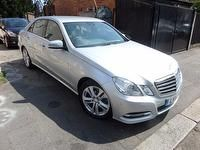 MERCEDES-BENZ  Mercedes-Benz E Class 2.1 E250 CDI BlueEFFICIENCY Avantgarde 7G-Tronic 4dr finance arranged full spec