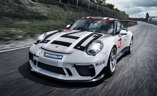 2018 Porsche 911 GT3 Cup