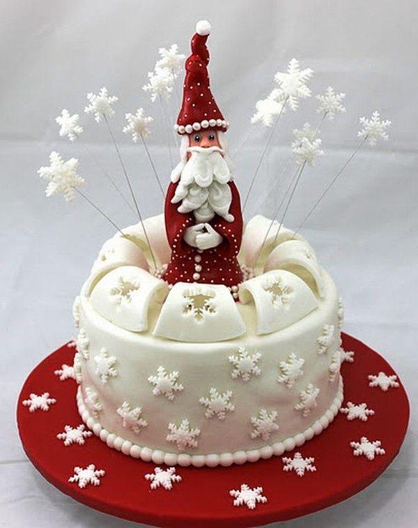 how to make a small christmas cake
